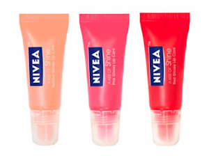 Nivea Kiss of Shine Glossy Lip Care