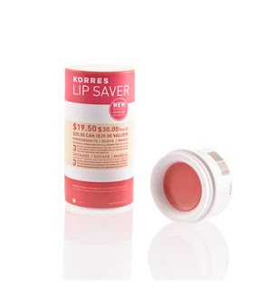 Korres lip butter trio