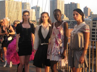 Brooklyn Bridge Fashion Show