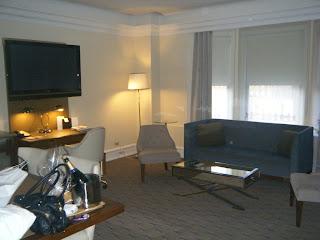 Carlton Hotel Suite