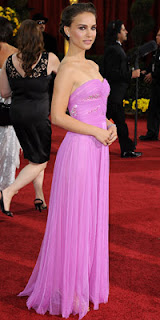 Natalie Portman at Oscars