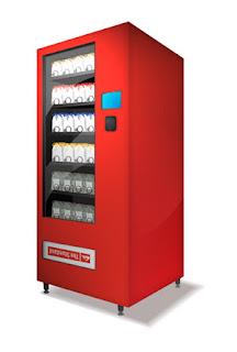 bikini vending machine