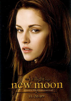 We just got back from seeing New Moon and loved every minute!
