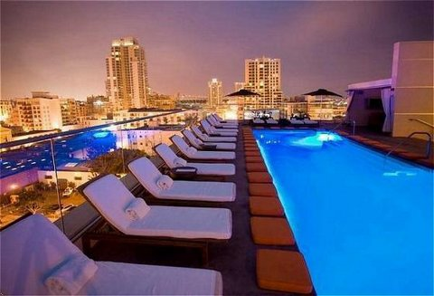 Hotel Pool Party Ideas summer party decuration arrangements 12 Is Located In The Gaslamp Quarter In The Midst Of The Best Shopping Dining And Nightlife In Town The Andaz Itself Is Home To The Ivy Rooftop Pool