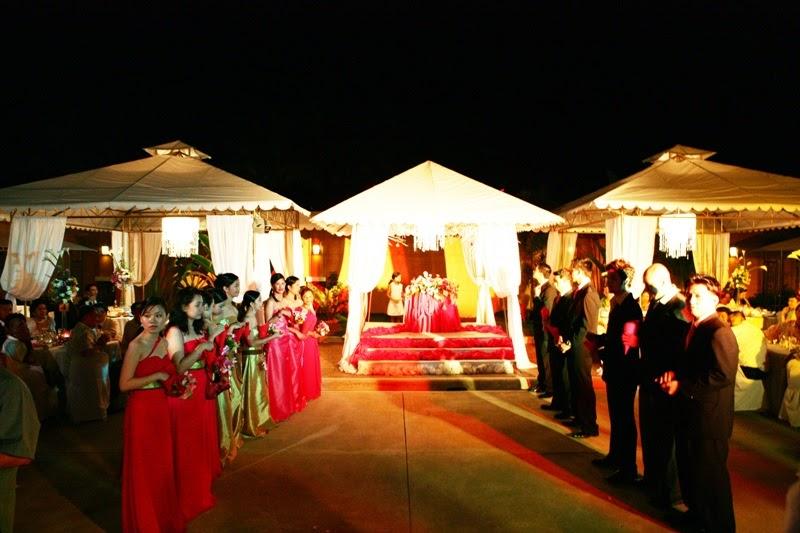 Villa Diana Hotel And Cafe WEDDING PACKAGES