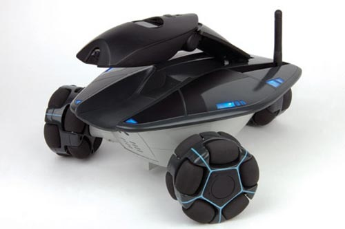 Rovio WiFi Robot - Buy today and be at two places at the same time