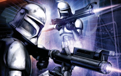 rate the image above you  Clone+troopers