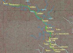哈盆路線圖