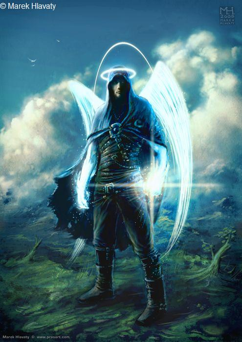Enllel RiuHiRiN Avenging+Angel