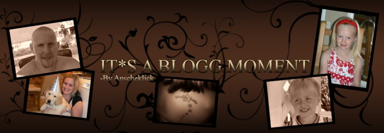 It´s a blog moment