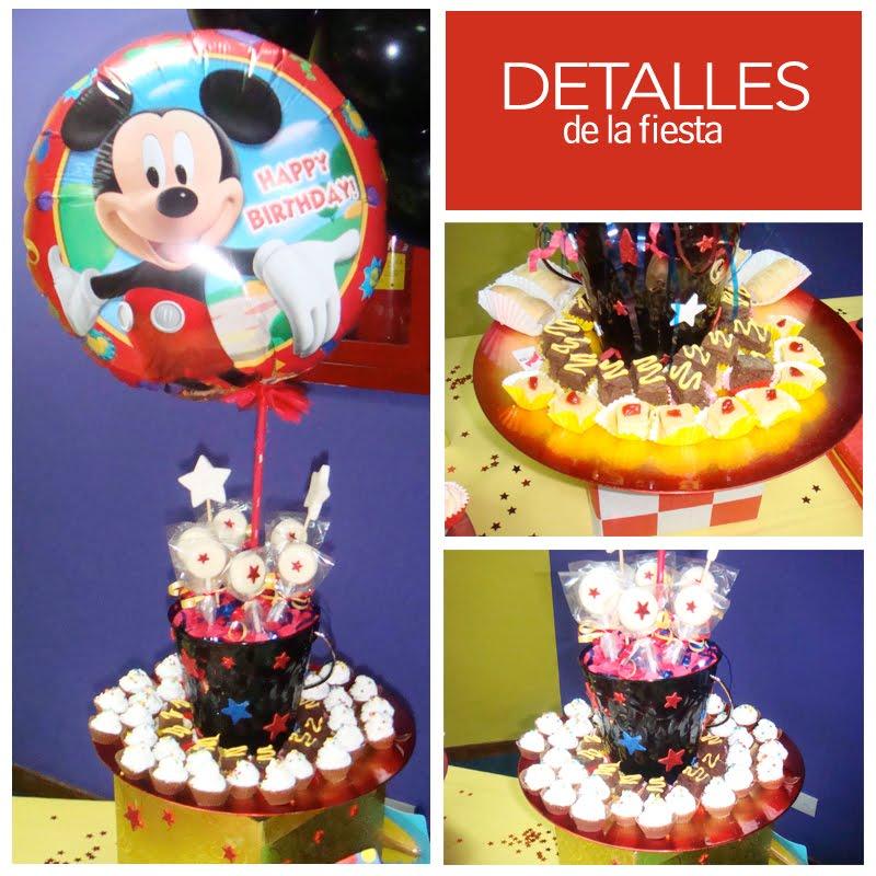 allDesign|: Fiesta de Cumpleaños · MICKEY MOUSE