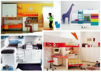 All design decoraci n dise o interior para - Diseno habitaciones infantiles ...