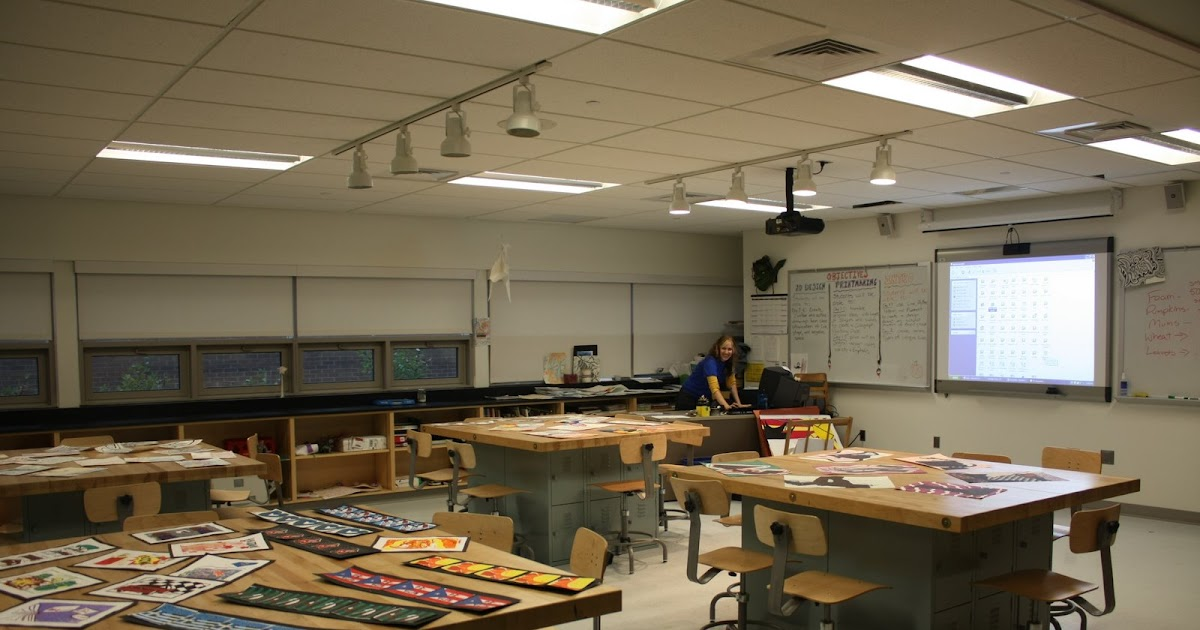 Tables For Art Rooms