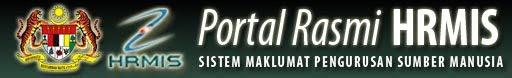 portal rasmi hrmis hrmis aplikasi sistem maklumat pengurusan sumber