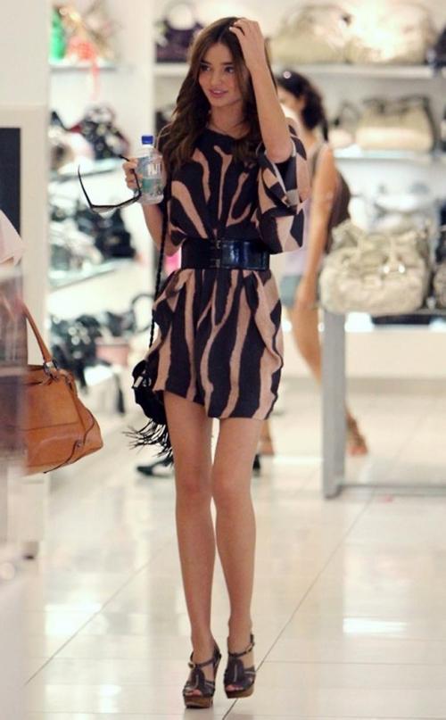 Miranda Kerr Dress
