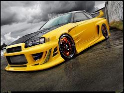 El Skyline GTR34