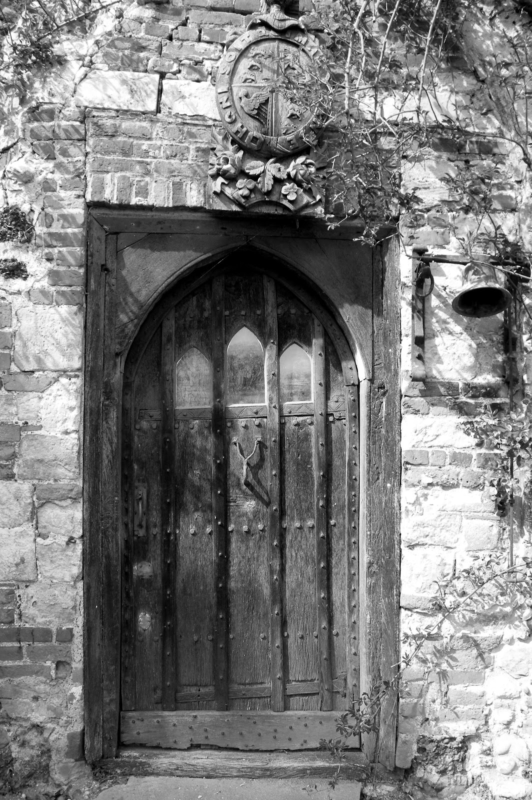 Portfolio polly ash the haunted door beeleigh abbey for 13 door haunted house