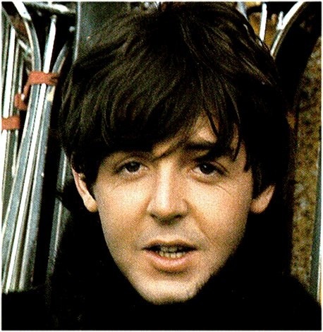 Paul McCartney From The 60s