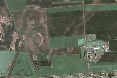 Jesucristo+Google Jesucristo visto en Google Earth