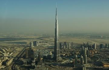 rascacielos+dubai Dubai: el rascacielos más alto del mundo