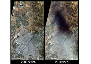eje+tierra El terremoto de Chile mueve el eje de la tierra