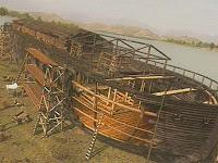 1238 la verdadera historia del arca de noe  Encuentran el Arca de Noé