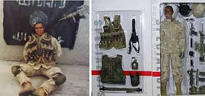 soldado Los 10 mejores montajes fotográficos