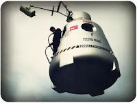 capsula El salto al vacío más alto de la historia