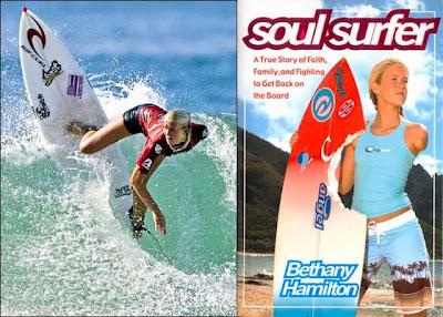 libro Surfista sigue en activo después de que un tiburón le amputara un brazo