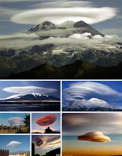 lenticular clouds 10 nubes sorprendentes