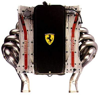 History of Ferrari car