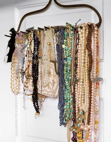 onyx feather fast fixes creative ways to store jewelry
