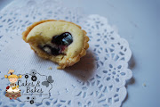 :: BLUEBERRY CHEESE TART ::