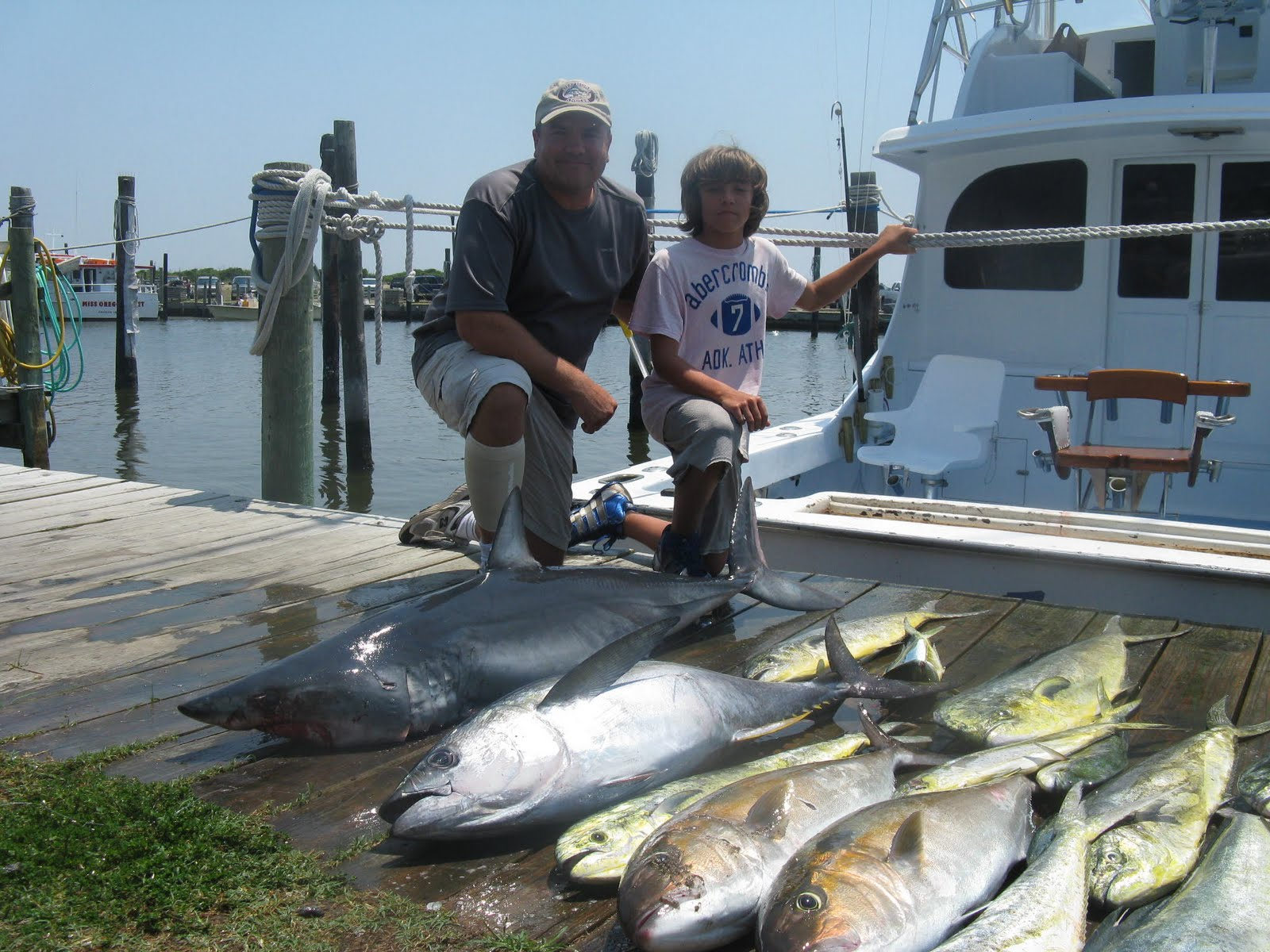 outer banks nags head nc fishing report 6 23 24 overnight
