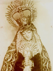"La Virgen ""sacerdotisa"""
