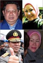 Korupsi Birokrasi, SBY dan Ratu Atut CHosiyah