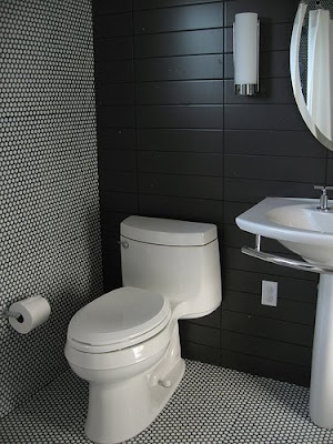 black and white tiled bathroom. DREAMIN#39; OF BATHROOMS
