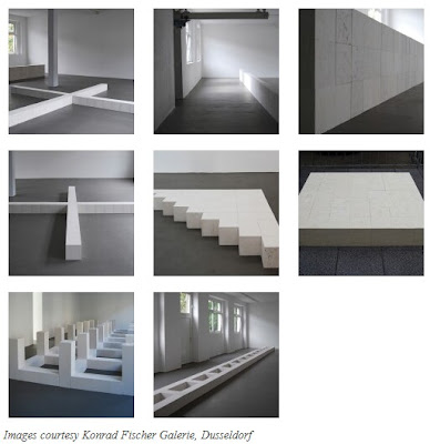 carl andre essay on sculpture Andre grants us space and invents a place for us  this is from the essay 'a theory of proximity' by yasmil raymond found in carl andre: sculpture as.
