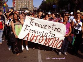 de encuentros y congresos feministas