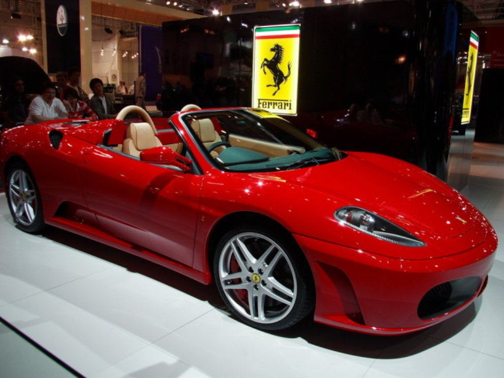 Ferrari F430 Spider is the 21st road going convertible that Ferrari -4.bp.blogspot.com