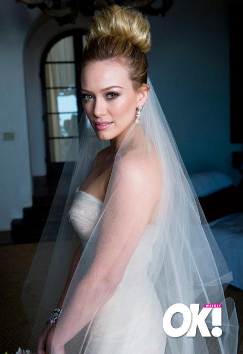 hilary duff wedding pics. Natalie Warner#39;s wedding sneak