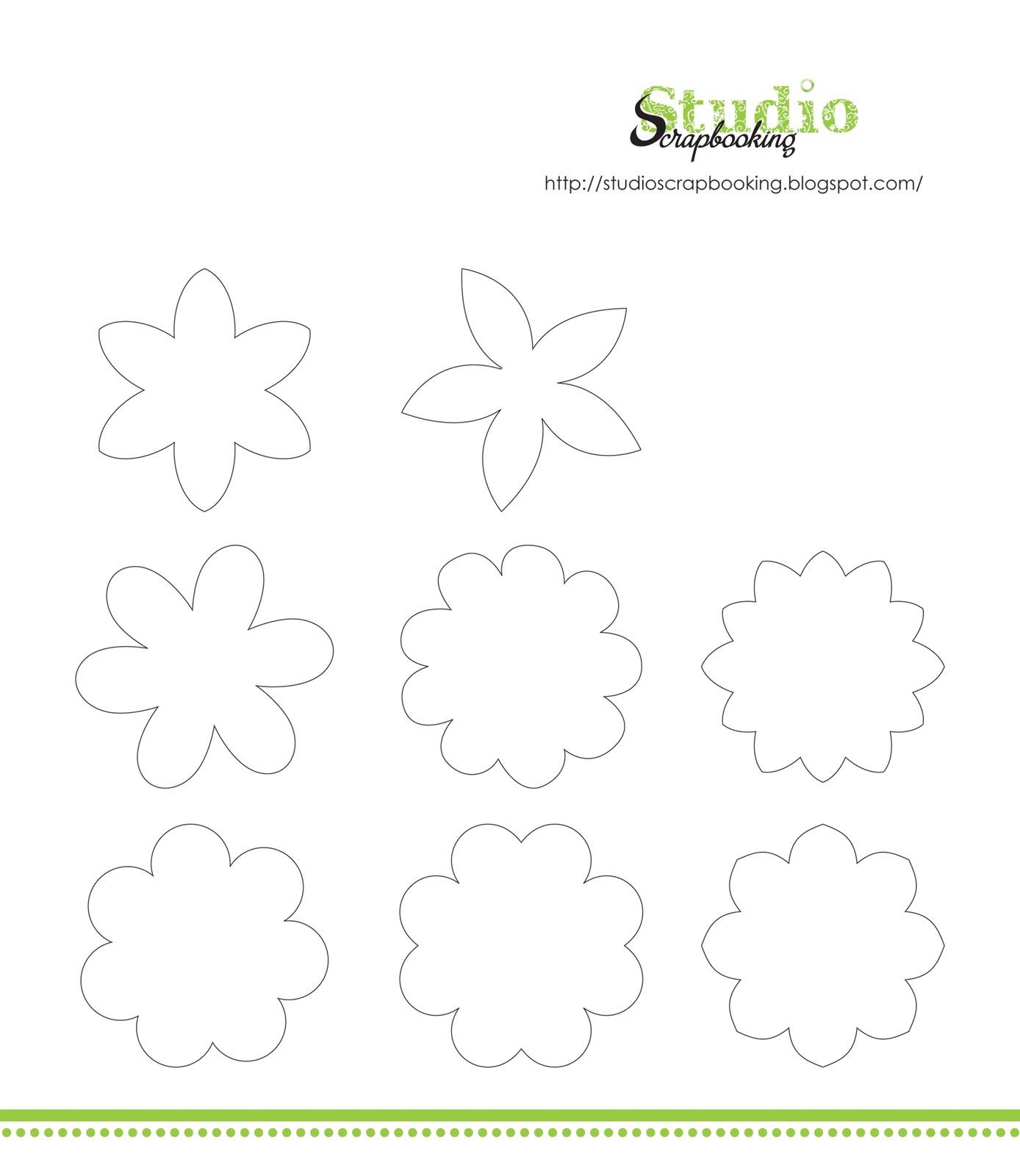 Аппликация цветы из бумаги своими руками шаблоны