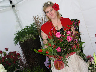 Kim Webster manager of the flowerbox in Vancouver Canada