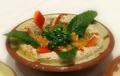 Eggplant Baba Ganoush Recipe - Recipe for Eggplant Baba Ganoush