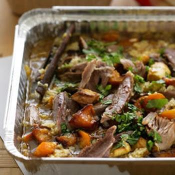 Middle east lamb recipes