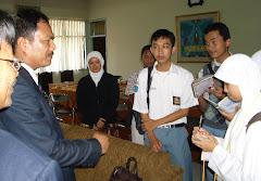 Wawancara Rektor Univ. Indonesia