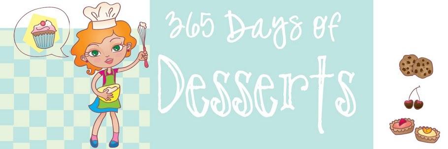 365 Days of Desserts