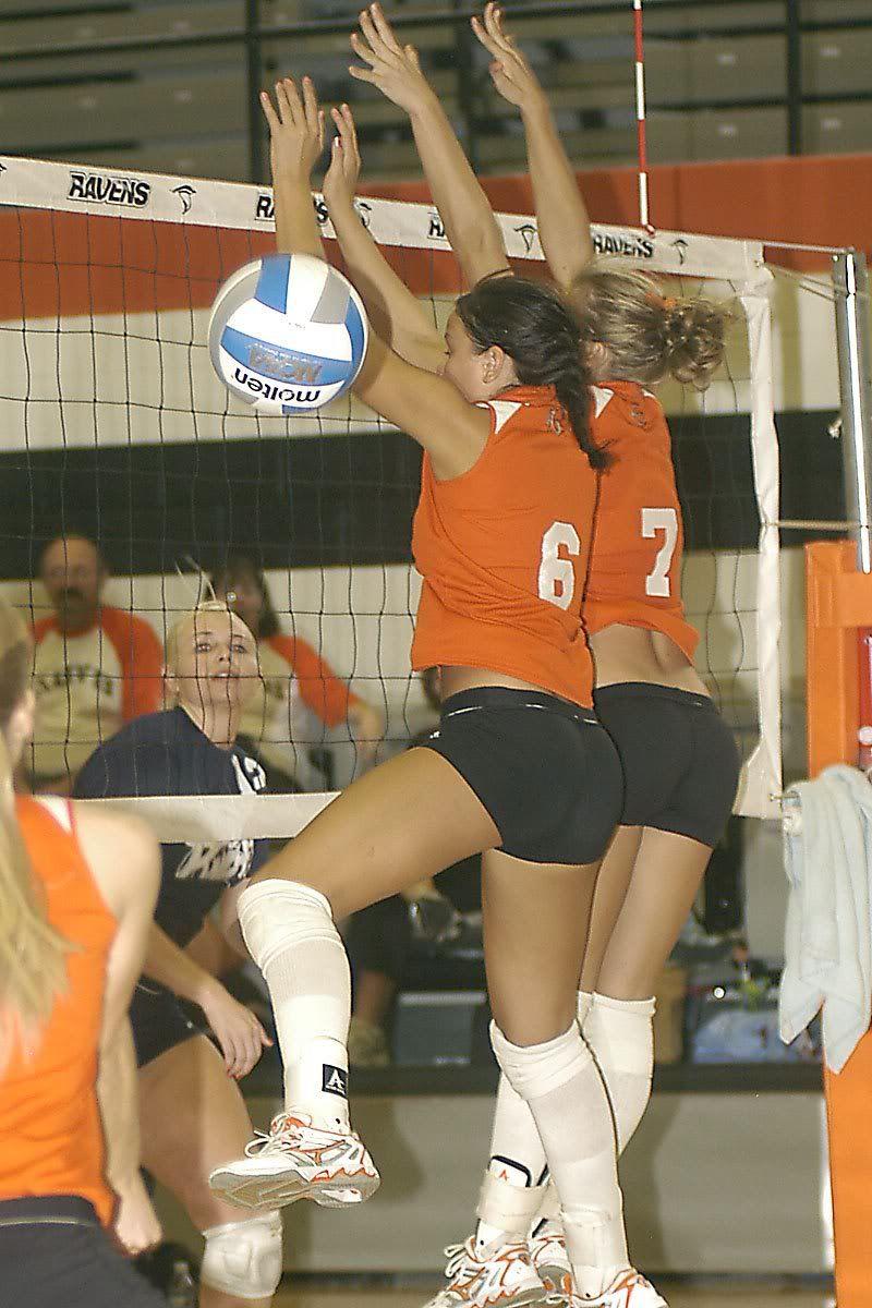 Hot Volleyball Girls - SharenatorSharenator