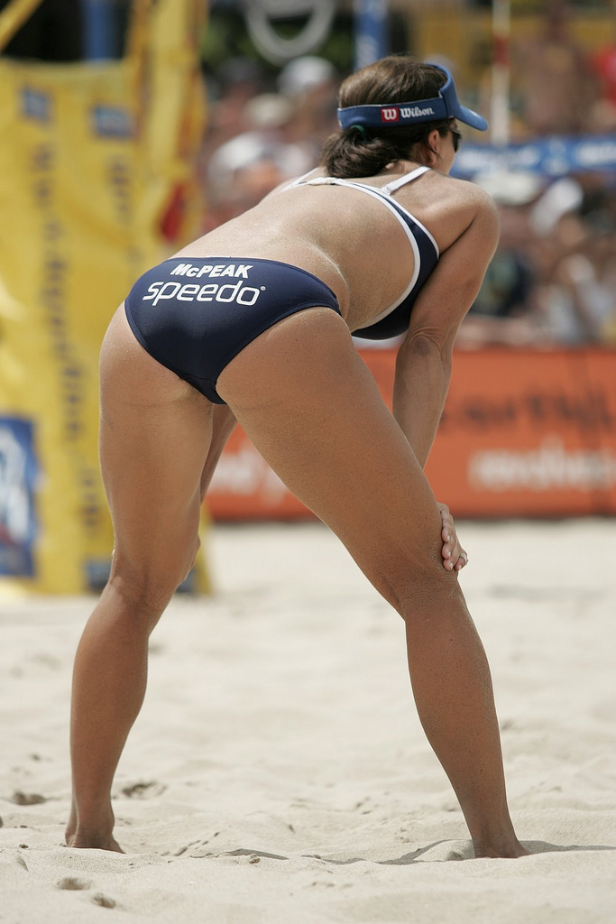 Hump Day: Volleyball booty edition 33 Photos - theCHIVE