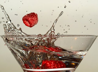 Raspberry Cocktail by Kenny Hindgren on Flickr